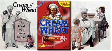 Frank White- Cream of Wheat Man